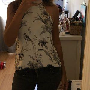 Loft blouse fits a small